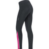 GORE RUNNING WEAR Mythos 2.0 Thermo Tights Women black/raspberry rose
